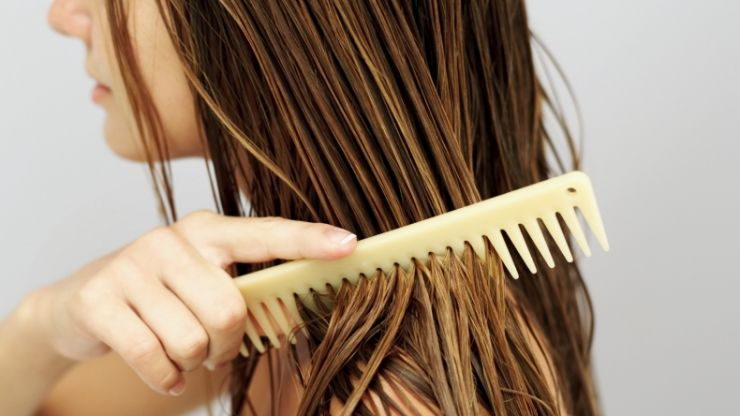 This ancient trick will give you shiny, gorgeous hair