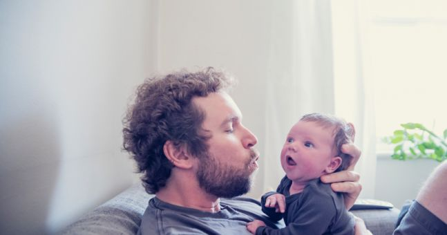 It's 2016! Paternity leave is on its way