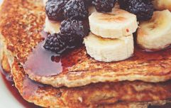 3-ingredient pancakes – the healthiest, most delish recipe EVER