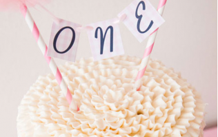 It's party time! 10 cute and creative 1st birthday party ideas