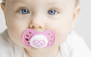 This soother is also a medicine dispenser and will save you from sticky messes