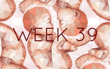 Pregnancy: Week 39