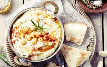 This hack makes shop-bought hummus fancy in two minutes