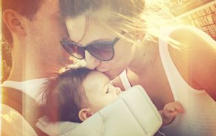 This Tinder-inspired App is the coolest trend for choosing a baby name