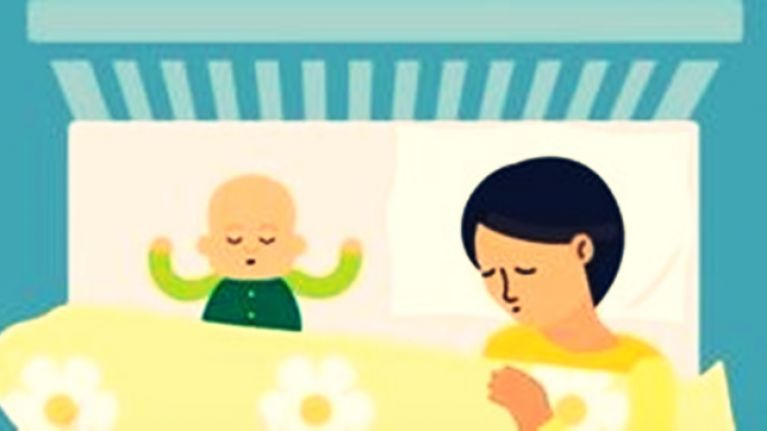 VIDEO: Safe Sleep Techniques to Help Combat Sudden Infant Death Syndrome