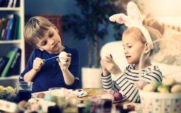 Gorgeous Easter crafts that you MUST try with the kids!