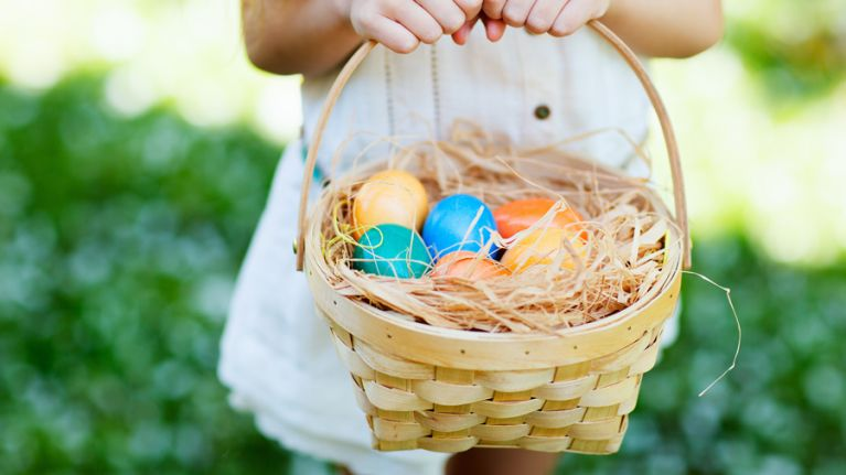 This small Dublin business do the most amazing Easter hampers for only €5.50