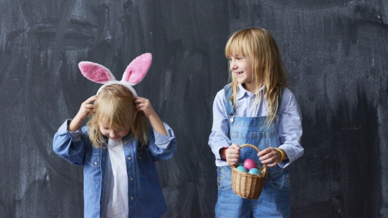 10 easy-peasy printable clues for your own AMAZING Easter egg hunt