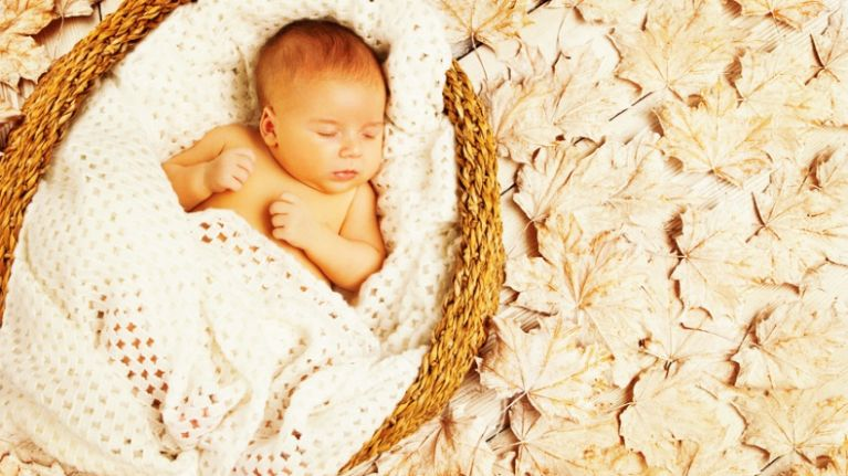 20 Autumn Inspired Baby Names For Your Little Pumpkin
