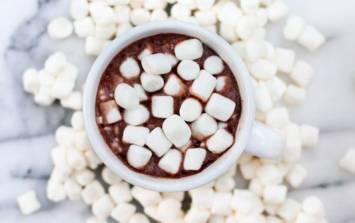 The two ingredient Nutella hot chocolate you need in your life