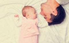 Babies who look like their dads are healthier than others, finds study