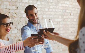 If You Are A Wine Drinker, Congratulations, Your Life Just Got Complete