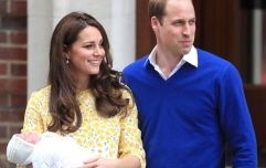 Turns out it takes a lot of people to deliver a royal baby