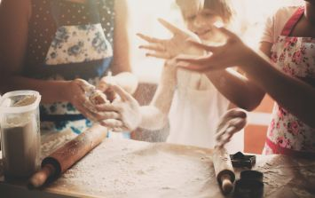 All Hands On Deck! Cooking With Your Kids Just Got Even Easier