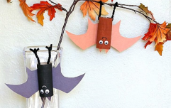 3 easy peasy Halloween craft projects you can actually manage with your kids