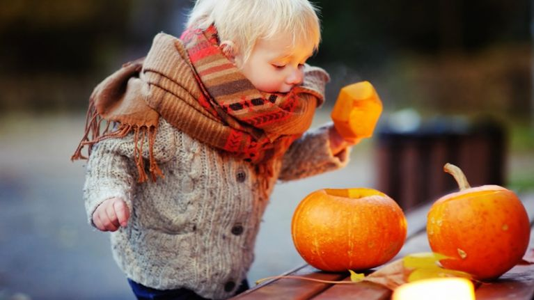 Celebrate Halloween midterm at the Liffey Valley Arts and Crafts Pumpkin Patch