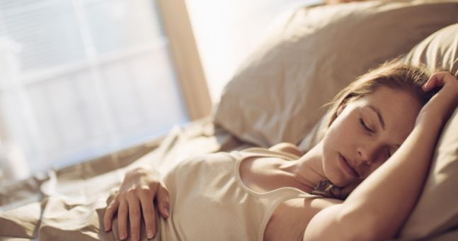 Can't sleep, mama? Here's one simple thing that will help you doze off