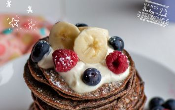 These amazing flourless pancakes will be your family's next big obsession