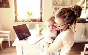 Stay-At-Home-Mum: Me? NO WAY!