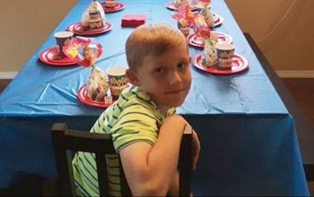 Nobody Turned Up To This Boy's 9th Birthday Party. His Mum Wants You To Know Why.