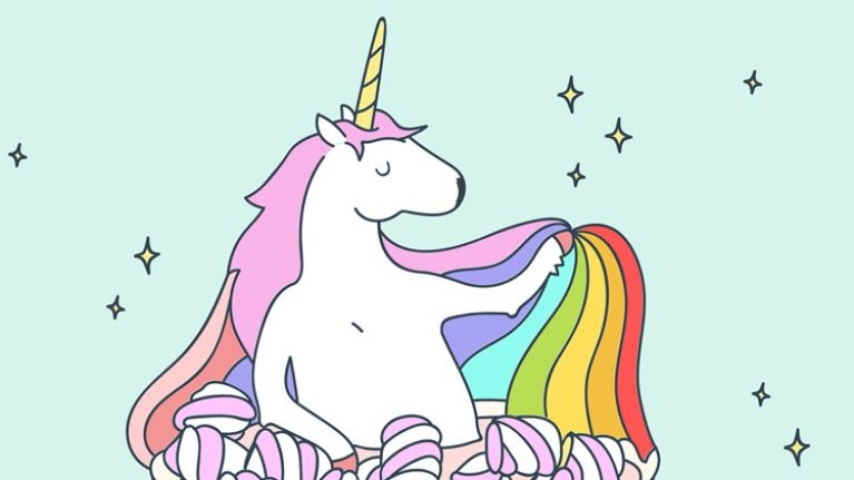 A Dublin Confectioner Has Invented A UNICORN Birthday Cake (And It's Absolutely Magical)