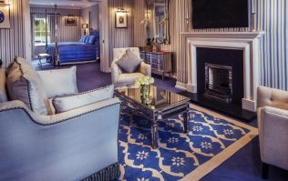 Life Is Suite: An Autumn Weekend At The Lodge At Ashford