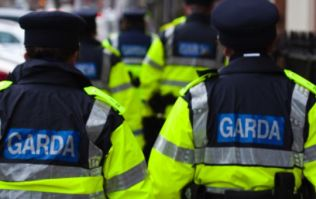 Gardai have raided several properties on the hunt for the killer of murdered dad