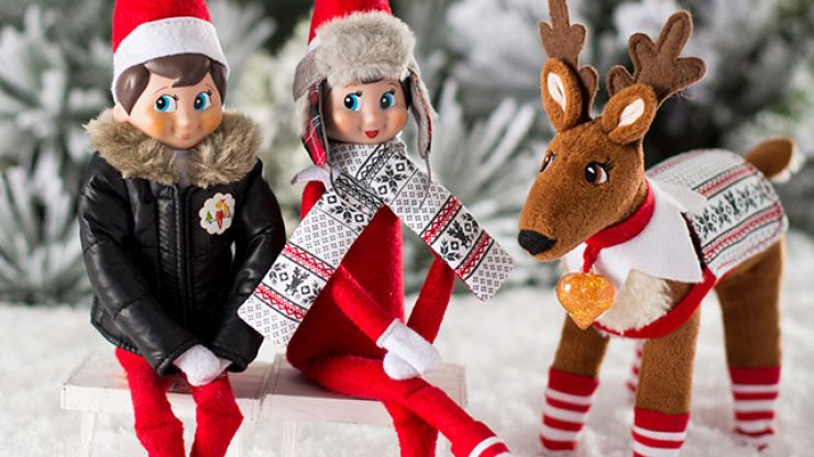 "Elf on the Shelf: ""Being part of families creating everlasting Christmas memories is truly magical"""