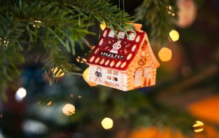 This GENIUS Product Is Perfect For Babyproofing Your Christmas Tree (And It's Made In Ireland)