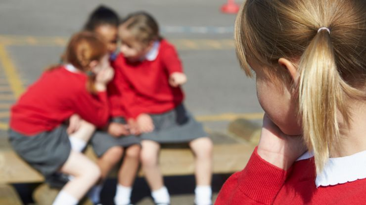How to explain to your child the difference between 'not nice' and bullying