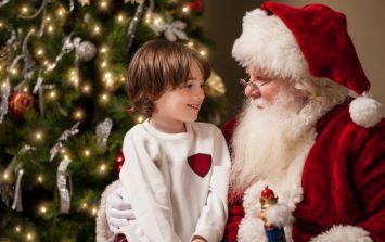 What SHOULD Happen On Your Santa Visit Versus What ACTUALLY Happens