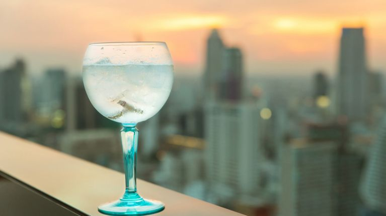 Gintern Wanted! Wanna Earn £20K A Year To Travel Europe Drinking Gin?