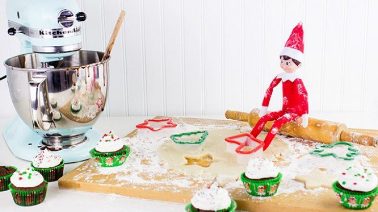10 genius Elf On The Shelf ideas that are perfect for when you just want to get to bed
