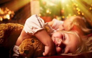 Just one more sleep! 5 tips for getting the kids to bed tonight