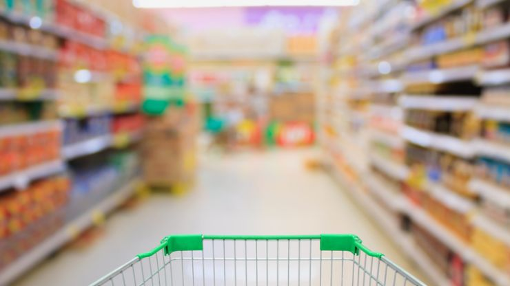 15 things that will happen when food shopping with the kids