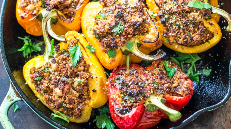 5 vegetarian dinners so delicious you won't even miss meat for a second
