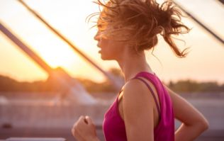 Running for just one hour could add seven years to your life
