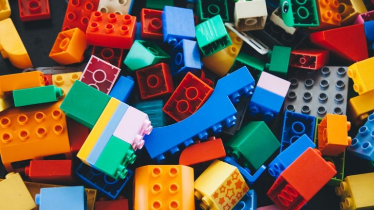 LEGO to launch Braille Bricks next year to help blind and visually impaired children