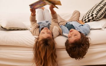 Children growing up in a house with lots of books will make more money as adults