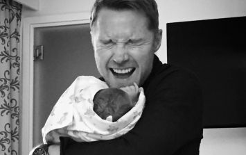 Ronan Keating and wife Storm have announced their new baby's name