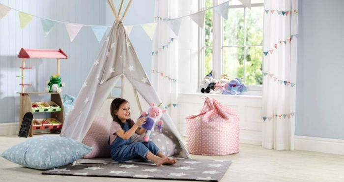 reputable site d7b0a 0d952 These gorgeous children's teepees are landing in Aldi ...