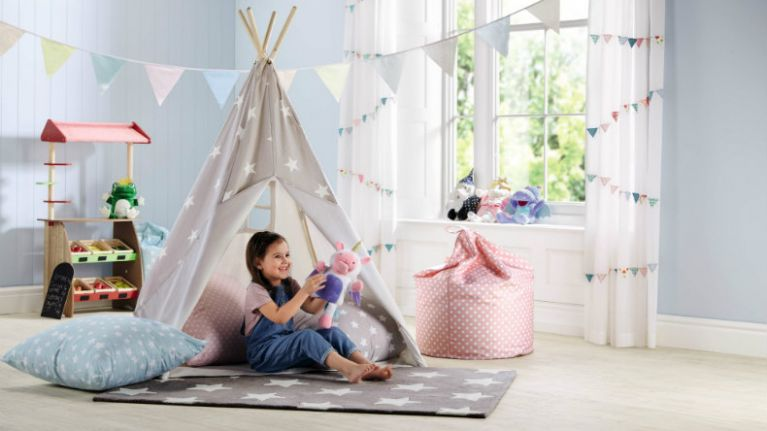 These gorgeous children's teepees are landing in Aldi TOMORROW