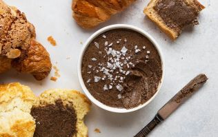 This DIY coffee butter is just what your mornings need