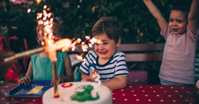 How to organise a children's birthday bash that won't break the bank