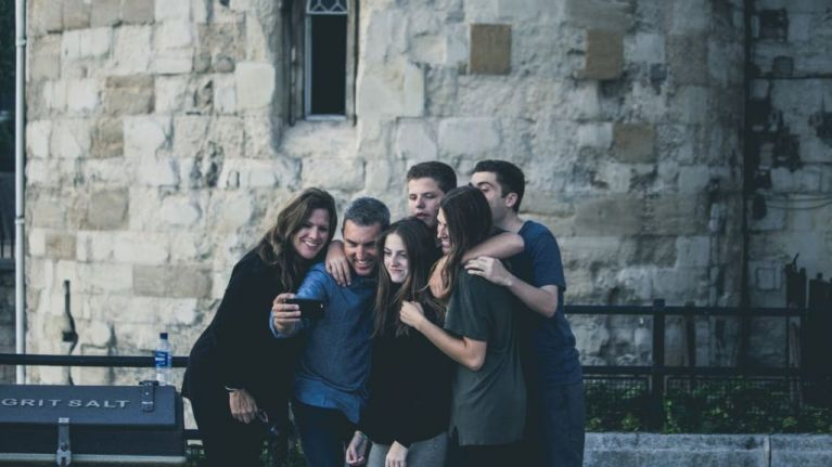 Teens say parents' overuse of mobile phones disrupts family life