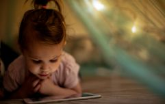 Screen time can slow babies' speech development, says study