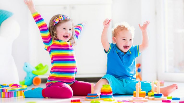 The 5 playgroups that got me out of the house as a new parent