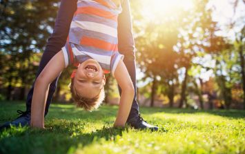 SIX is the magic number: why having a six-year-old is the best