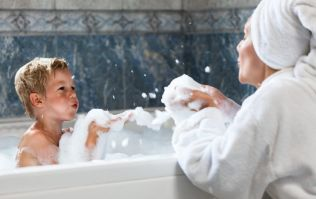 3 mega-fun bath time hacks that every parent should be armed with