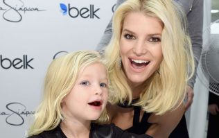 Jessica Simpson posts photos of her baby shower and it looks like a fairytale